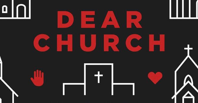 Book:  Dear Church image
