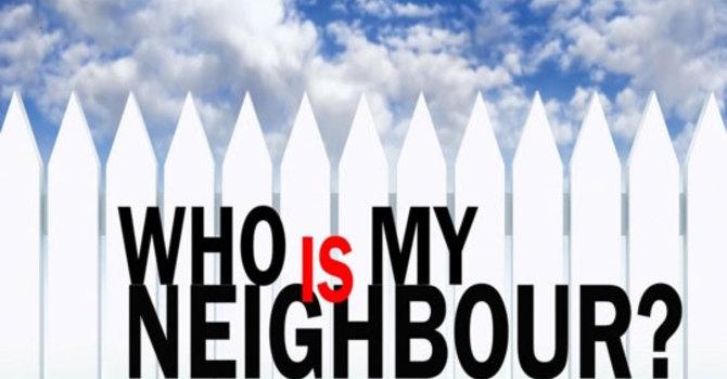 Mark 12: 28-34 image