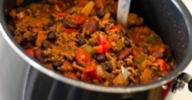 Board-Favourite Chili Recipe image