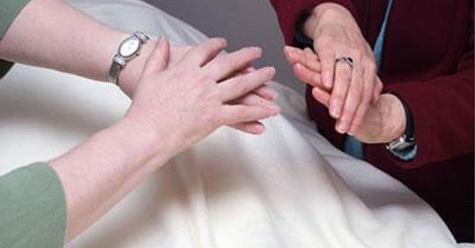 Ministry Highlight ~ HEALING TOUCH image