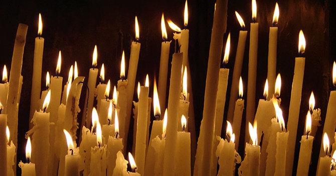 Prayer for Times of Violence image