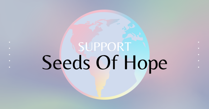 Support Seeds Of Hope