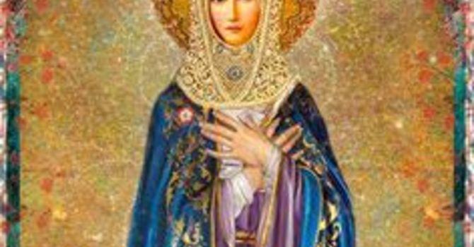 Reflection: Mary the Vigin