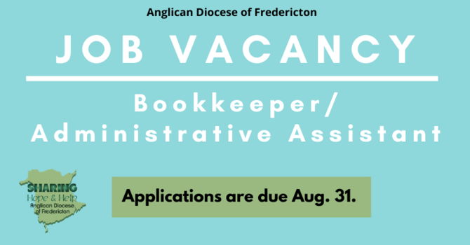 WANTED:  Bookkeeper/Administrative Assistant  image