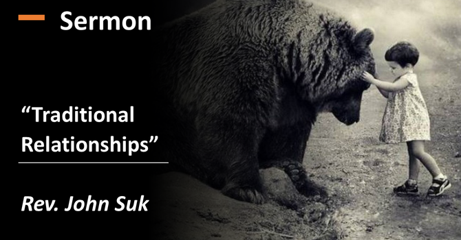 Traditional Relationships