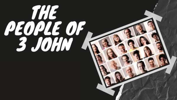 People of 3 John