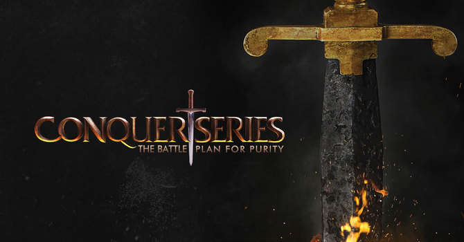Men!  Join us for the Conquer Series! image