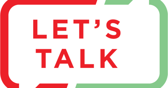 """""""Let's Talk"""" - What's on your heart and mind? image"""
