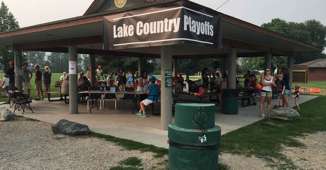 Lake Country Playoffs 2018 image