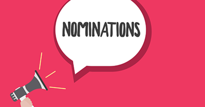 Official Nominating Committee Announcement image