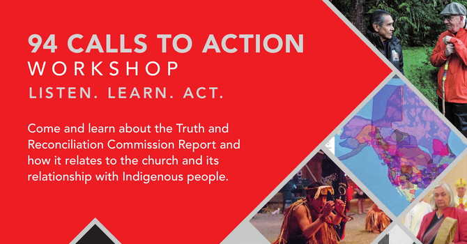 94 Calls to Action  image
