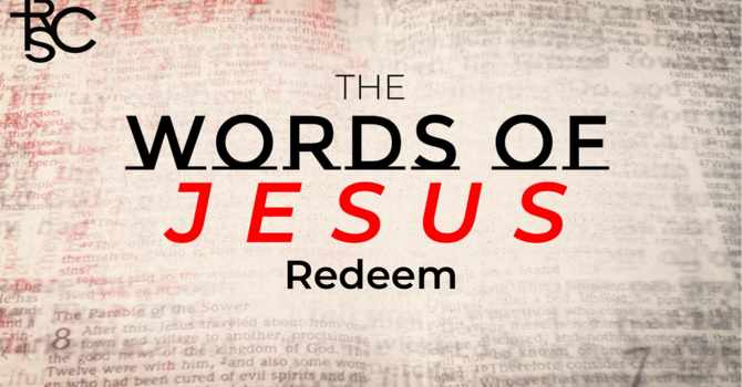 The Words of Jesus