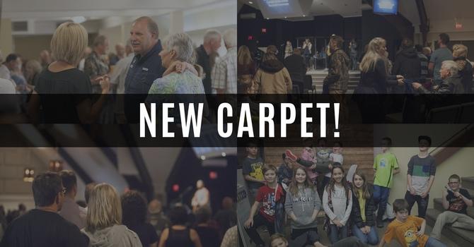 New Carpet! image