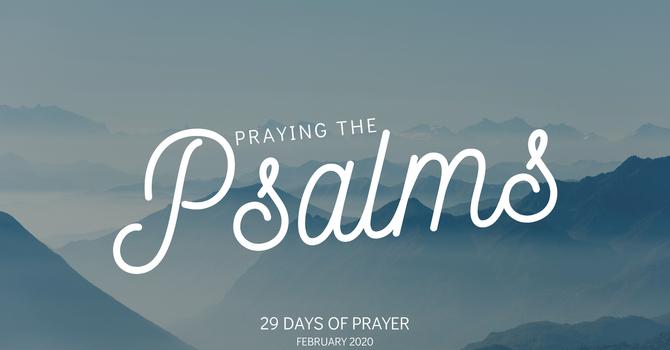 29 days of Prayer image