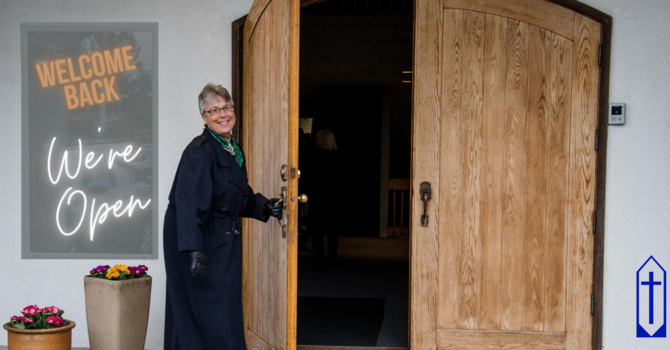 St. Peter Anglican Church Reopening! image
