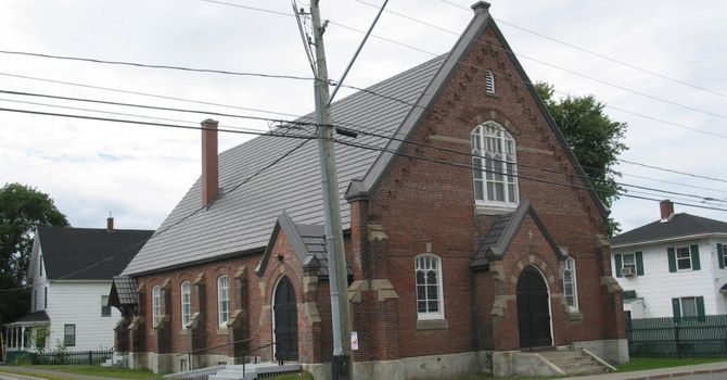 Christ Church, Campbellton