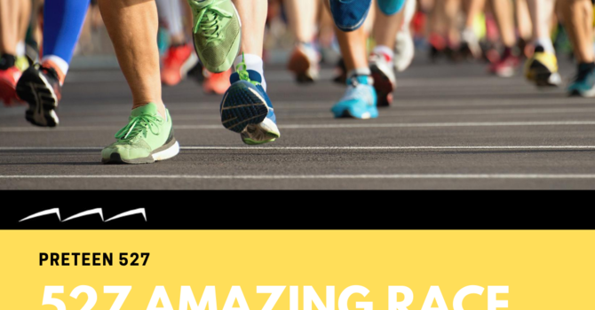 527 AMAZING RACE
