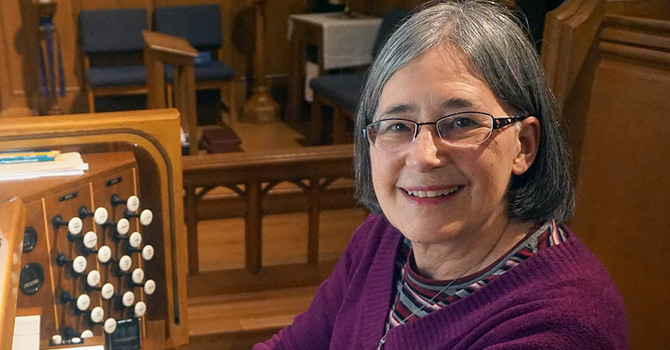 Organ Preludes and Hymns with Susan Ohannesian