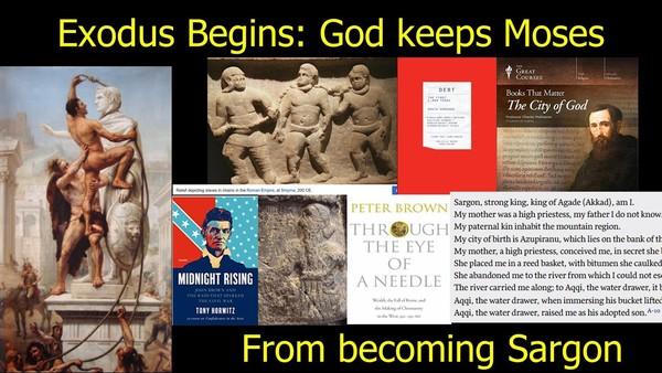 Exodus: Foundational Liberation