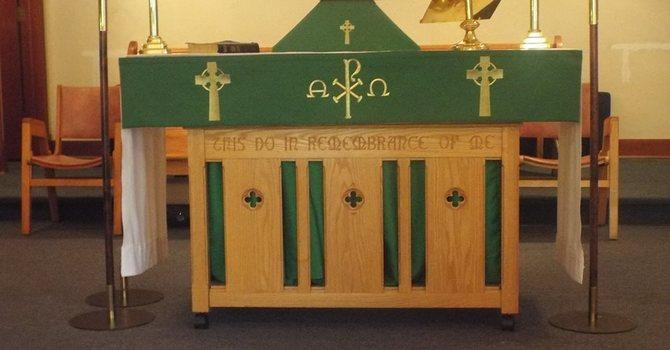 Worship with Eucharist