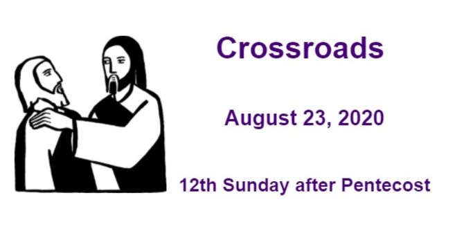 Crossroads August 23, 2020 image
