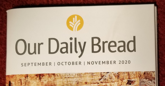 Our Daily Bread Booklets image