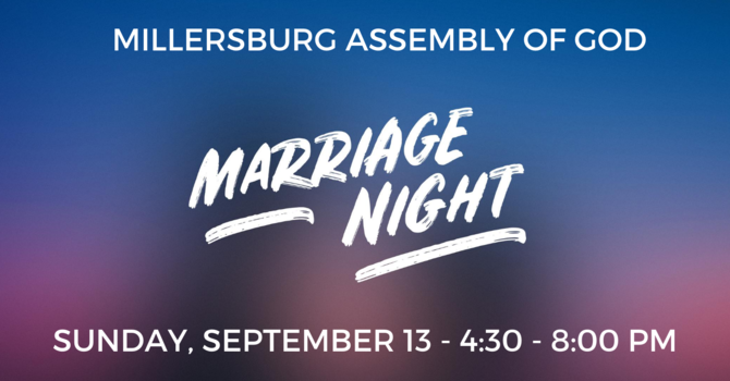 Marriage Night Conference image