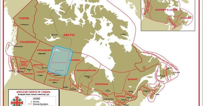Canada Connection : Saskatchewan image