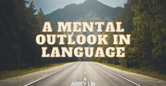 A Mental Outlook in Language image