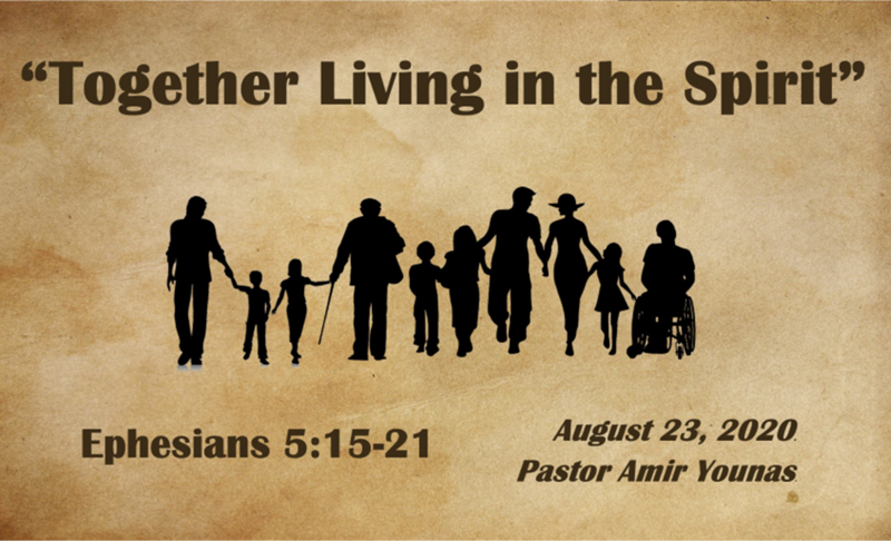 Together Living in the Spirit