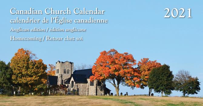 2021 Church Calendars image