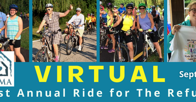21st Annual Ride for the Refuge image