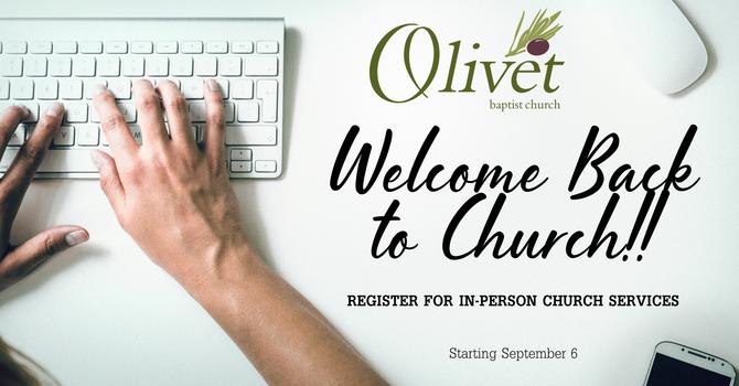 September Church Registration Form image
