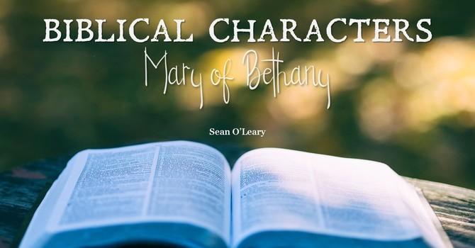 Mary of Bethany