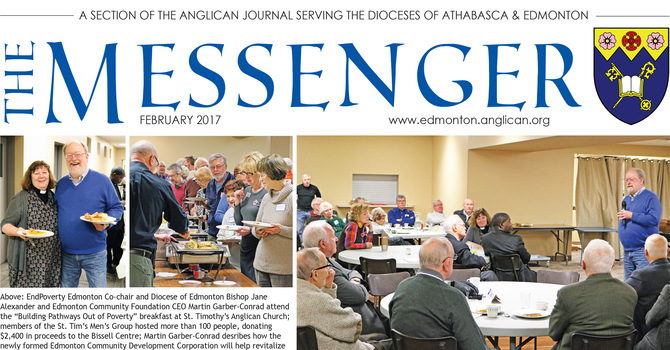 The Messenger February, 2017 image