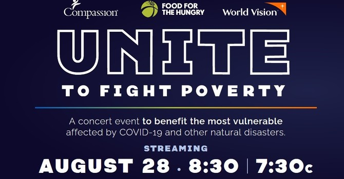 Unite to Fight Poverty! image