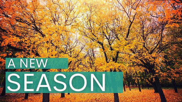 A New Season