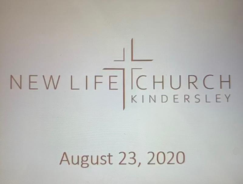 August 23 Sunday Service