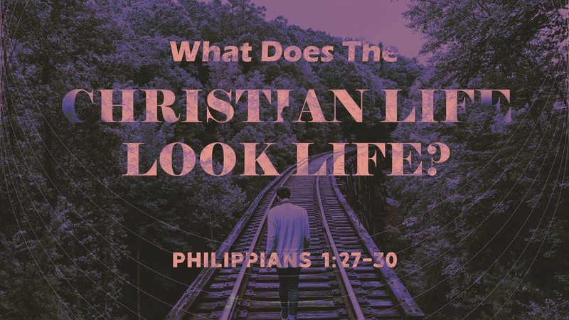What Does a Christian Life Look Like?