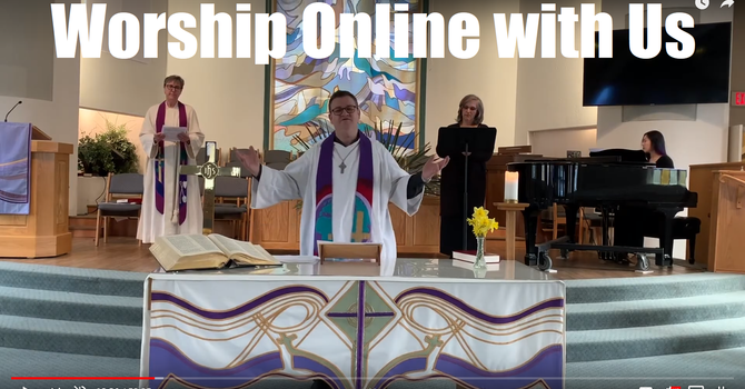 Sunday Worship - online