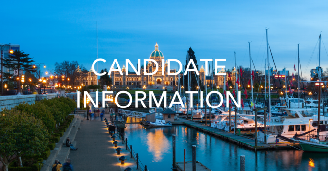 Candidate Information