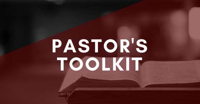 Pastor's Toolkit