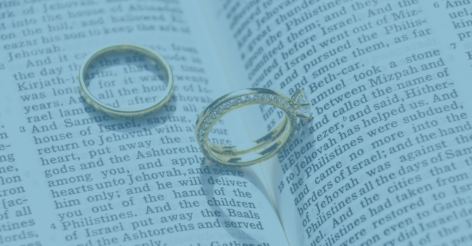 Temporary Clergy Marriage Registration Application