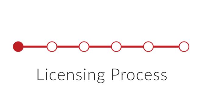 Licensing Process