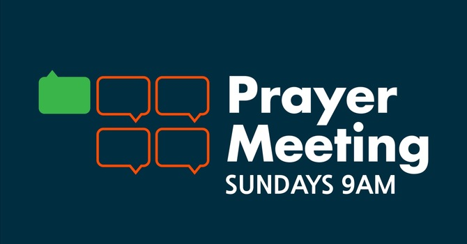 Sunday Prayer Meeting