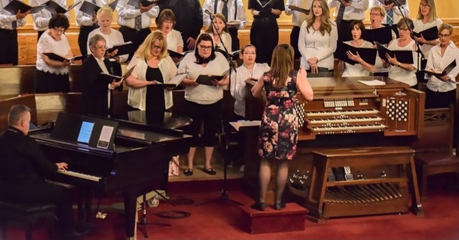 Sanctuary Choir looking for NEW MEMBERS image