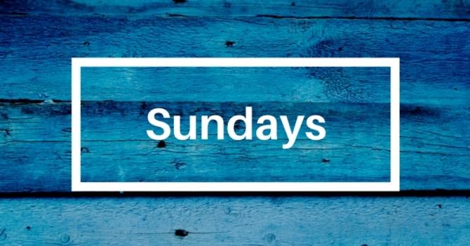 Sundays at Highway