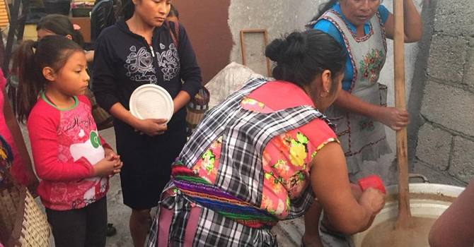 Soup in Guatemala image