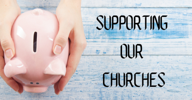 Supporting our Churches image