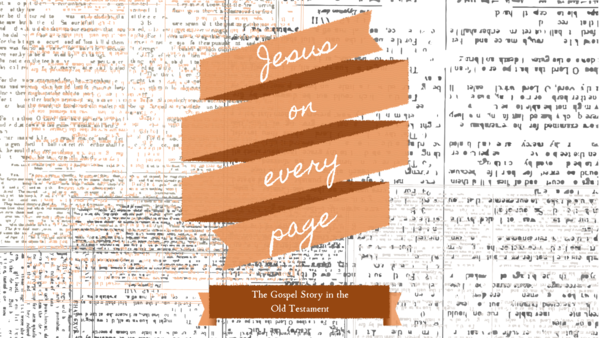 Jesus on Every Page